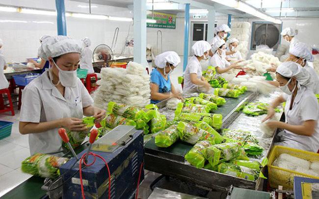 nhập khẩu thực phẩm